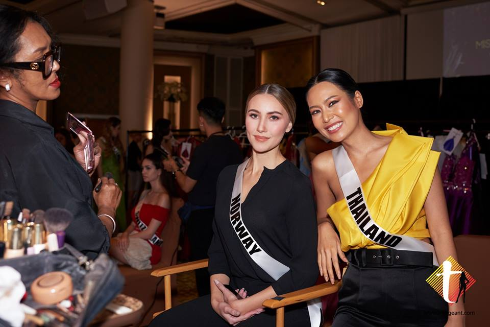 © PAGEANT MANIA © MISS UNIVERSE 2018 - OFFICIAL COVERAGE Finals - Page 38 48191410
