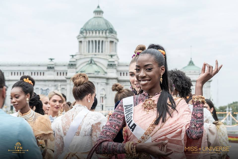 © PAGEANT MANIA © MISS UNIVERSE 2018 - OFFICIAL COVERAGE Finals - Page 38 48226510
