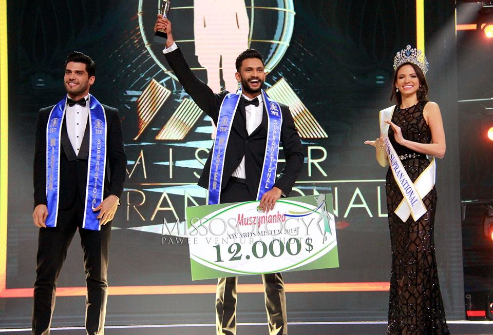 Official Thread of MISTER SUPRANATIONAL 2018: Prathamesh Maulingkarfrom INDIA 48333210