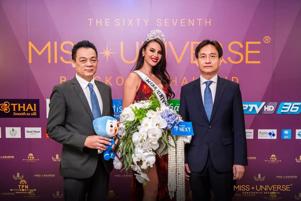 ♔ The Official Thread of MISS UNIVERSE® 2018 Catriona Gray of Philippines ♔ - Page 2 48364010