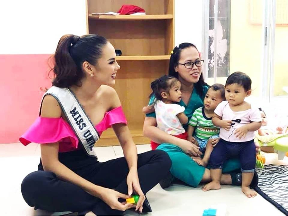 ♔ The Official Thread of MISS UNIVERSE® 2018 Catriona Gray of Philippines ♔ - Page 3 48366910