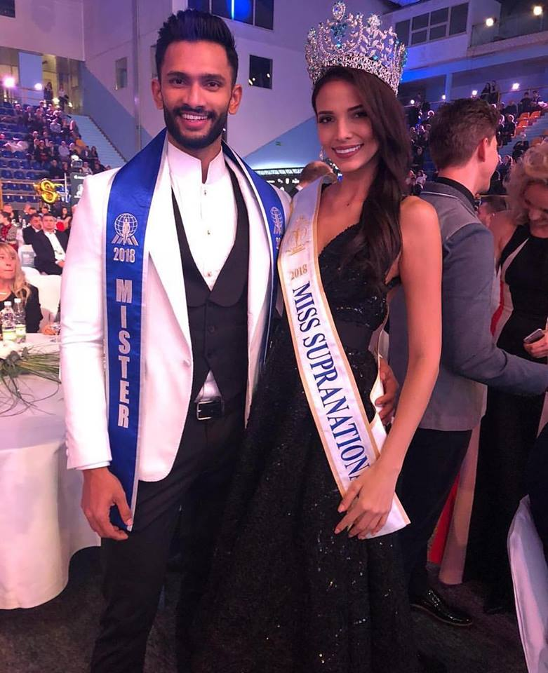 Official Thread of MISTER SUPRANATIONAL 2018: Prathamesh Maulingkarfrom INDIA 48367310