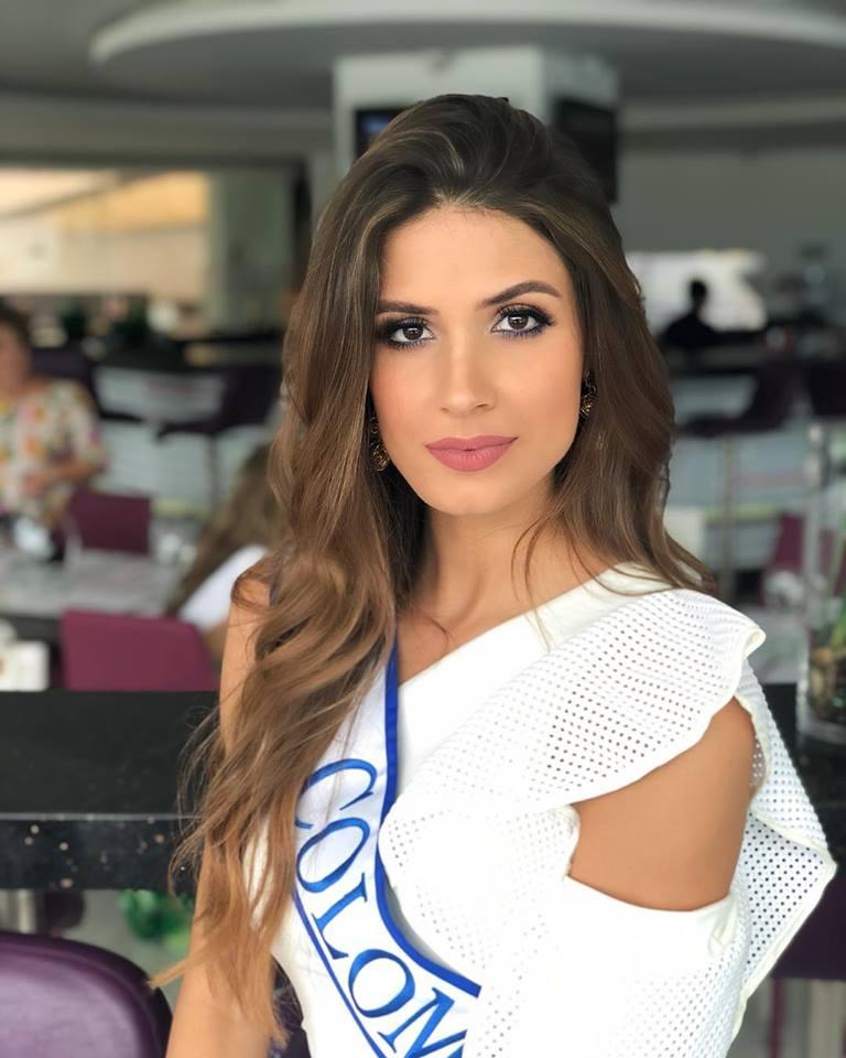 Gabriela Tafur (COLOMBIA 2019) - Page 2 48367810
