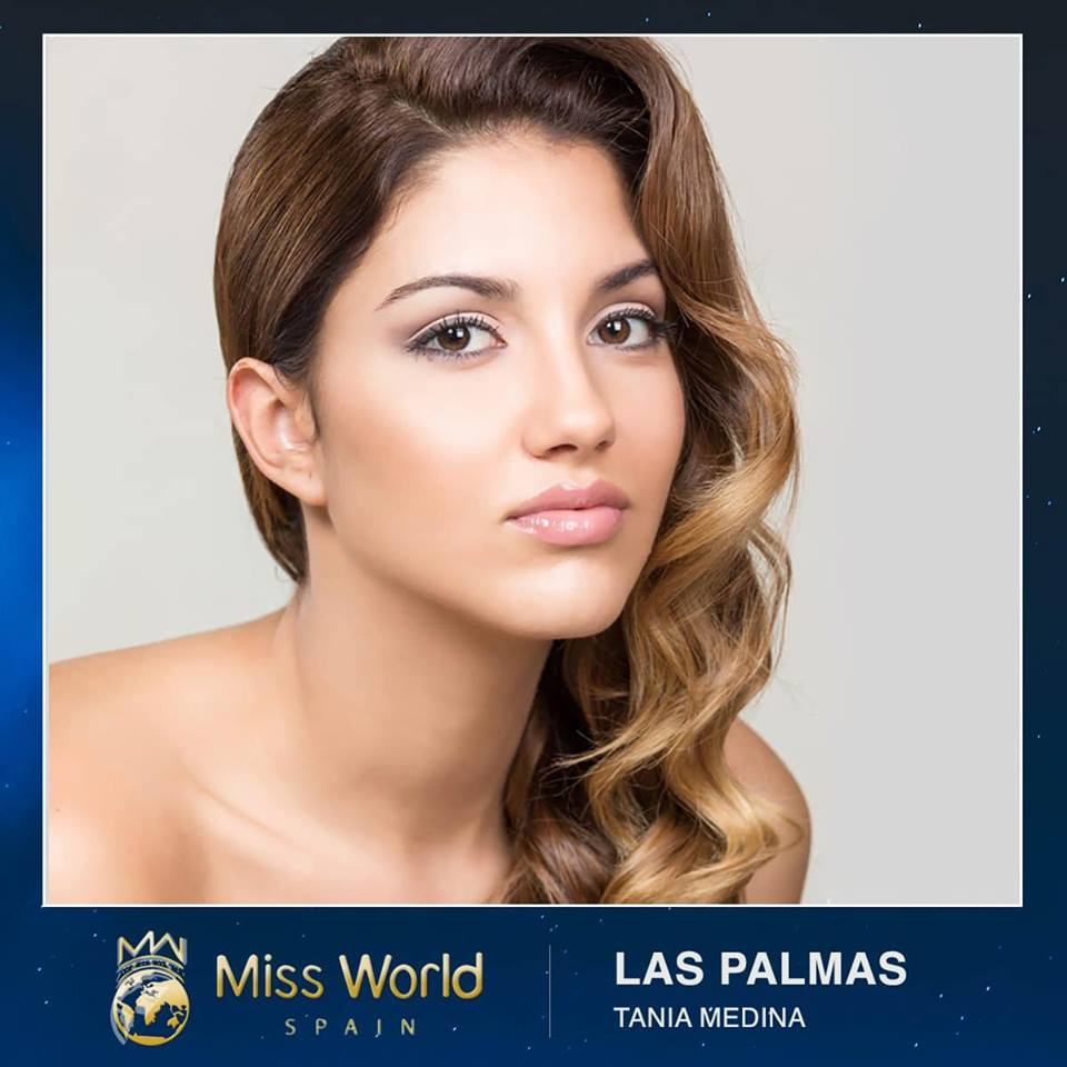 Road to MISS WORLD SPAIN 2019 - Page 2 48378010