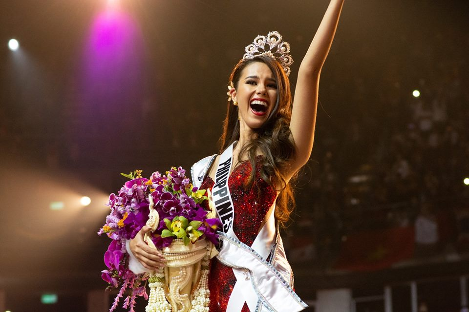 ♔ The Official Thread of MISS UNIVERSE® 2018 Catriona Gray of Philippines ♔ - Page 2 48379710