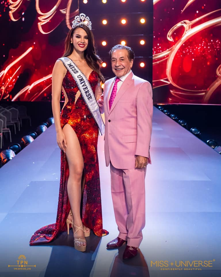 ♔ The Official Thread of MISS UNIVERSE® 2018 Catriona Gray of Philippines ♔ - Page 2 48389410
