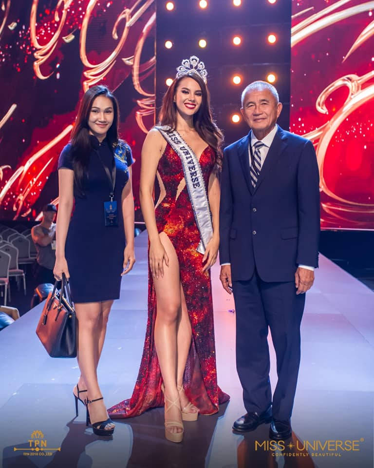 ♔ The Official Thread of MISS UNIVERSE® 2018 Catriona Gray of Philippines ♔ - Page 2 48390210