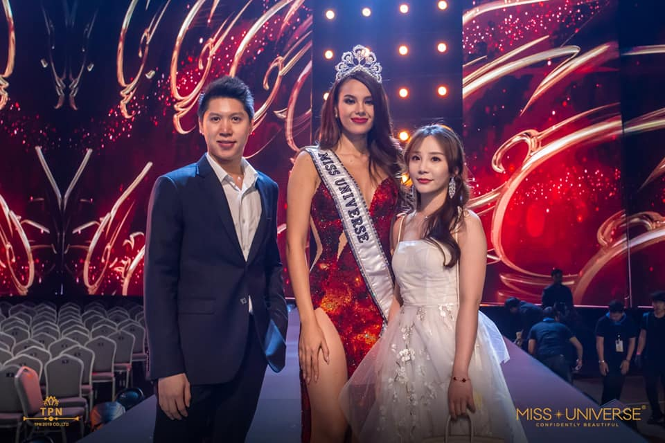 ♔ The Official Thread of MISS UNIVERSE® 2018 Catriona Gray of Philippines ♔ - Page 2 48390810