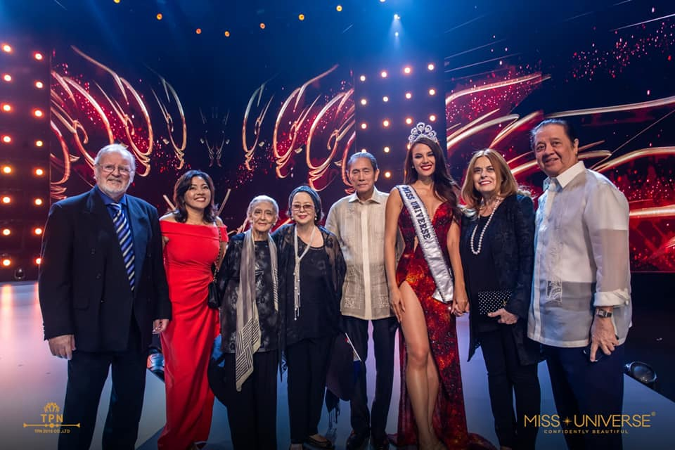♔ The Official Thread of MISS UNIVERSE® 2018 Catriona Gray of Philippines ♔ - Page 2 48393110