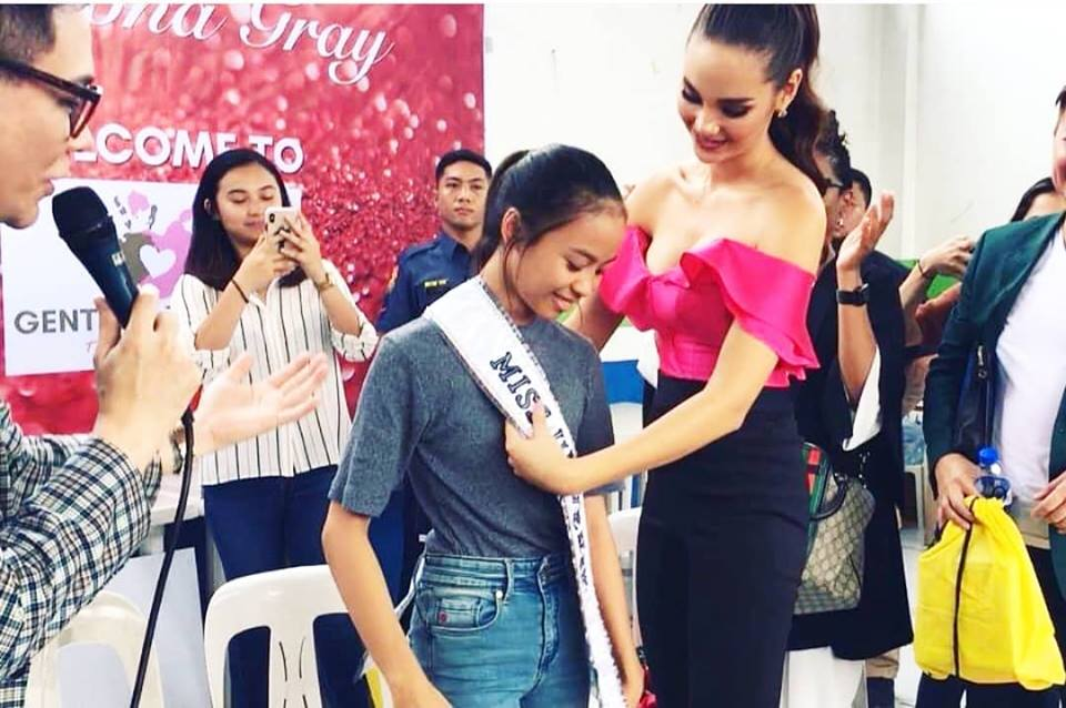 ♔ The Official Thread of MISS UNIVERSE® 2018 Catriona Gray of Philippines ♔ - Page 3 48396510