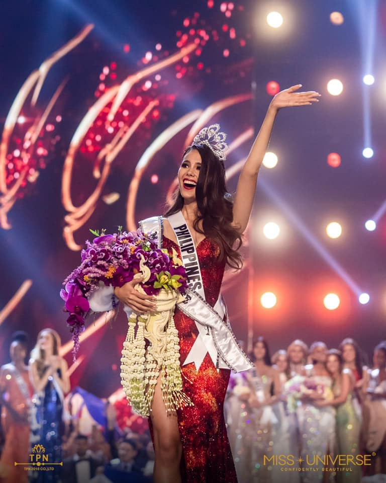 ♔ The Official Thread of MISS UNIVERSE® 2018 Catriona Gray of Philippines ♔ - Page 3 48396610
