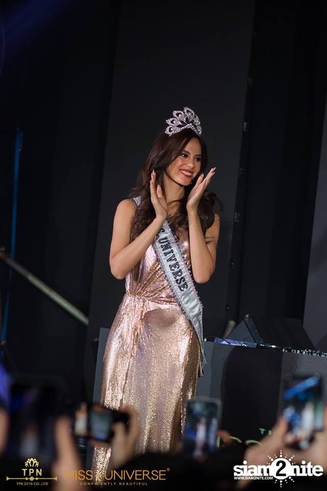 ♔ The Official Thread of MISS UNIVERSE® 2018 Catriona Gray of Philippines ♔ - Page 2 48403110
