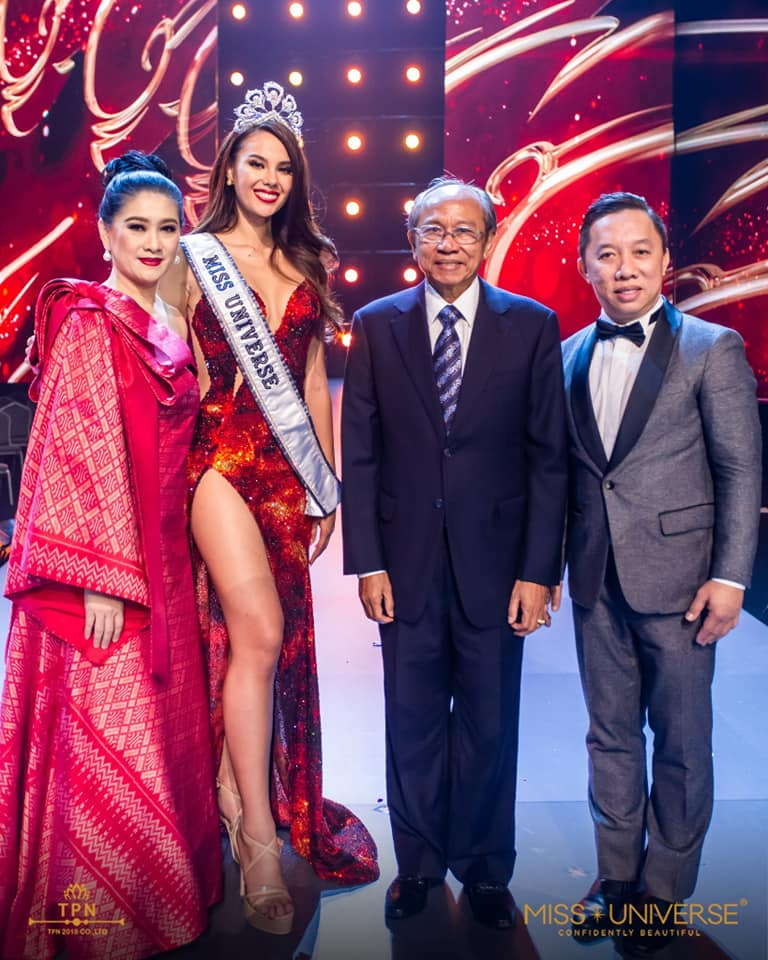 ♔ The Official Thread of MISS UNIVERSE® 2018 Catriona Gray of Philippines ♔ - Page 2 48405010