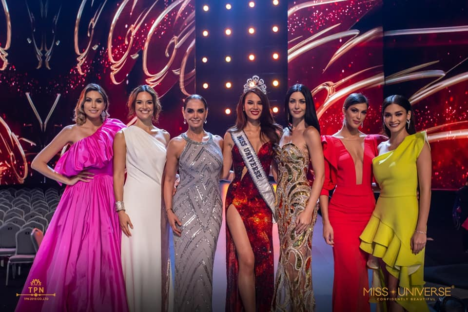 ♔ The Official Thread of MISS UNIVERSE® 2018 Catriona Gray of Philippines ♔ - Page 2 48412310