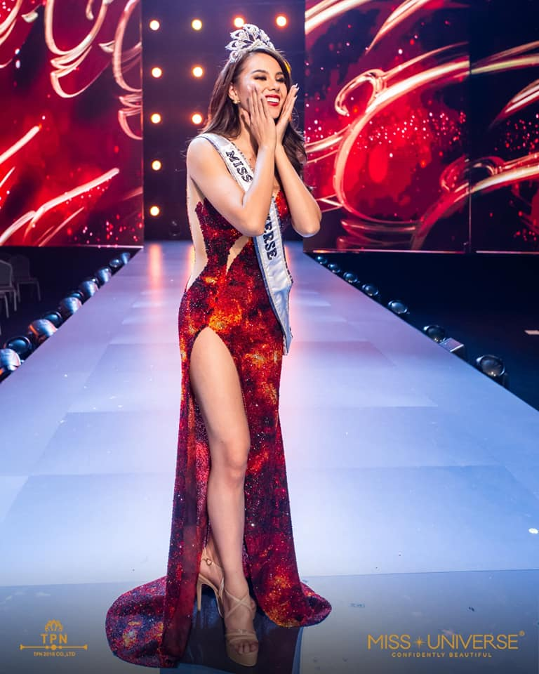 ♔ The Official Thread of MISS UNIVERSE® 2018 Catriona Gray of Philippines ♔ - Page 2 48419910