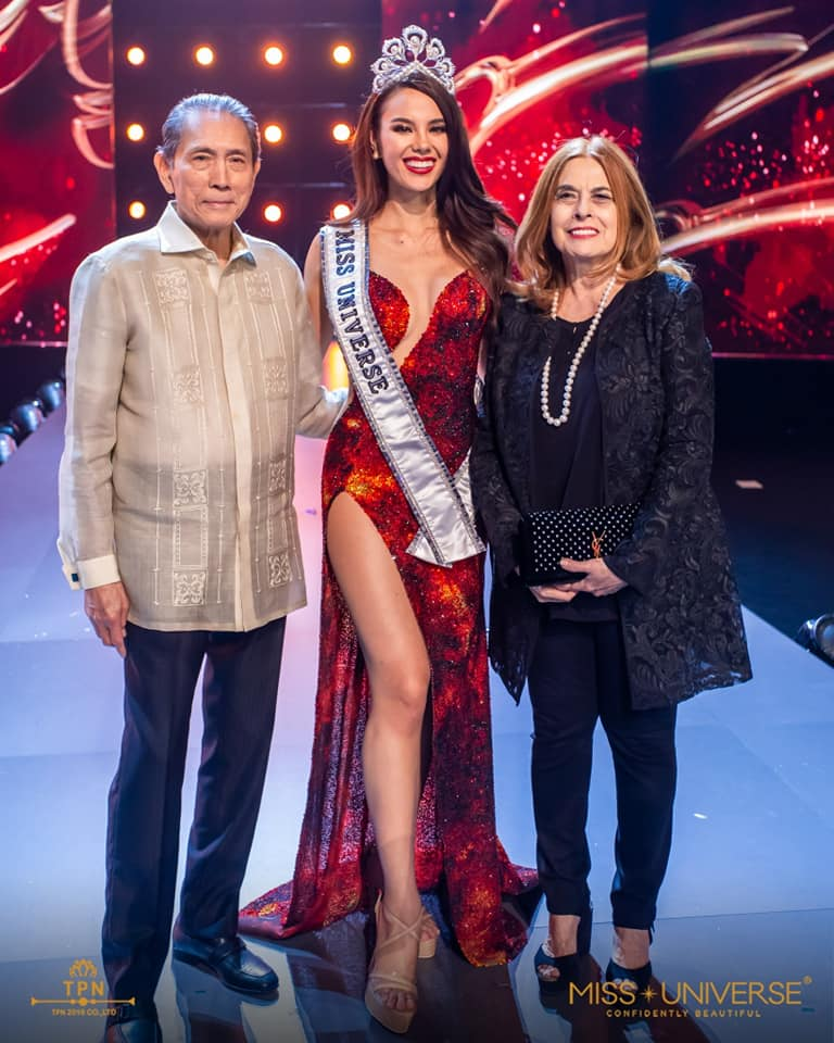 ♔ The Official Thread of MISS UNIVERSE® 2018 Catriona Gray of Philippines ♔ - Page 2 48424410