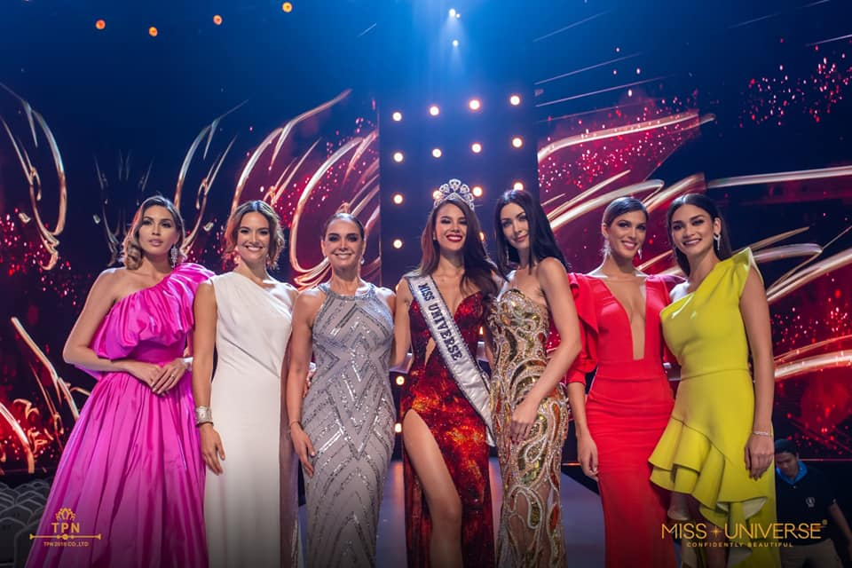 ♔ The Official Thread of MISS UNIVERSE® 2018 Catriona Gray of Philippines ♔ - Page 2 48425710