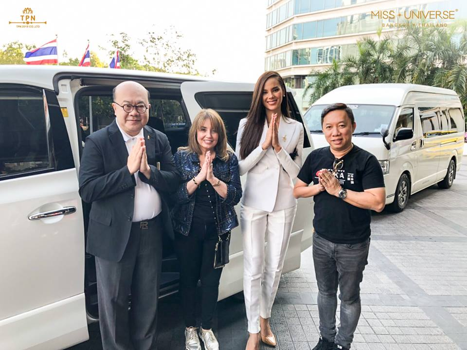 ♔ The Official Thread of MISS UNIVERSE® 2018 Catriona Gray of Philippines ♔ - Page 3 48426110