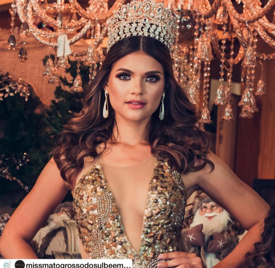 ROAD TO MISS BRAZIL 2019 is MINAS GERAIS 48427310
