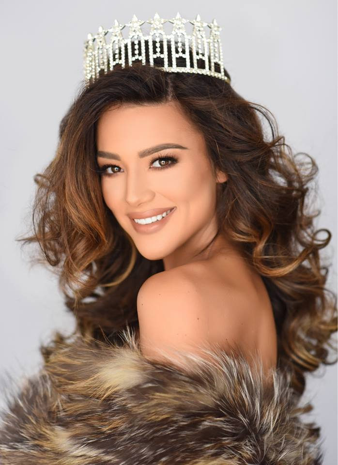 ROAD TO MISS USA 2019 - May 2  - Page 2 48427911