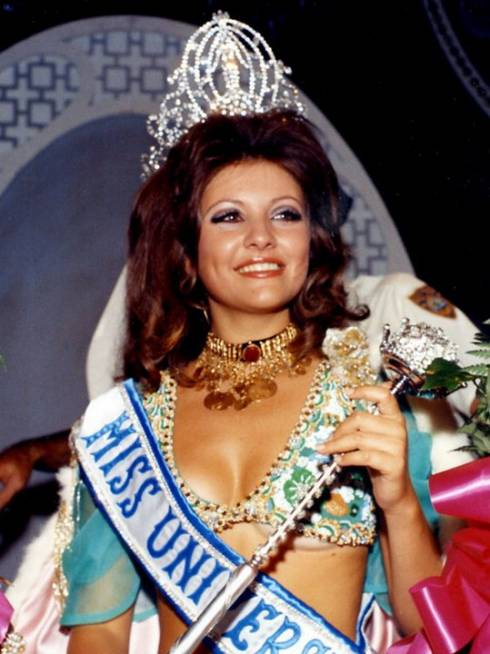 MISS UNIVERSE IN HISTORY! 490x3010