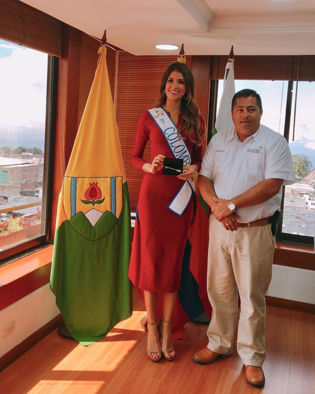Gabriela Tafur (COLOMBIA 2019) - Page 2 49342210
