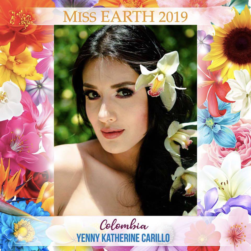 Road to MISS EARTH 2019 - COVERAGE - Page 2 4942
