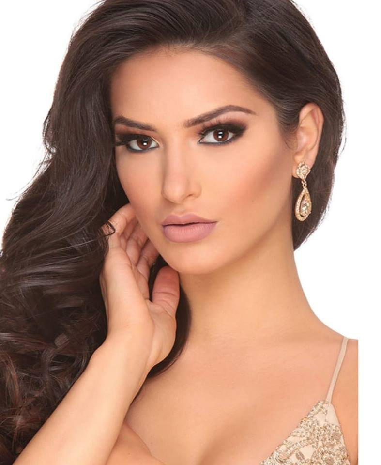 ROAD TO MISS USA 2019 - May 2  - Page 2 49766410