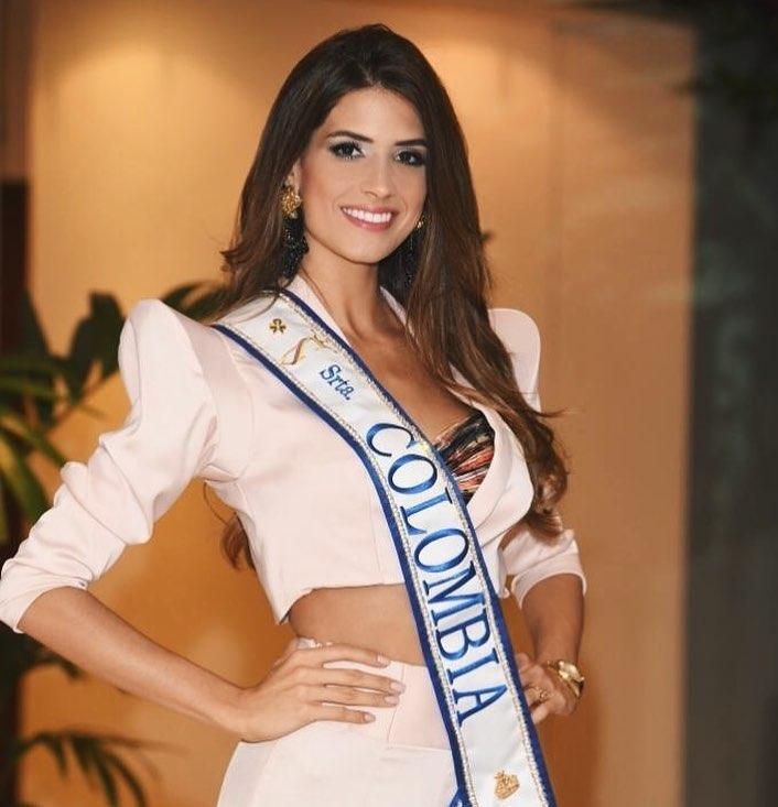 Gabriela Tafur (COLOMBIA 2019) - Page 2 49803710