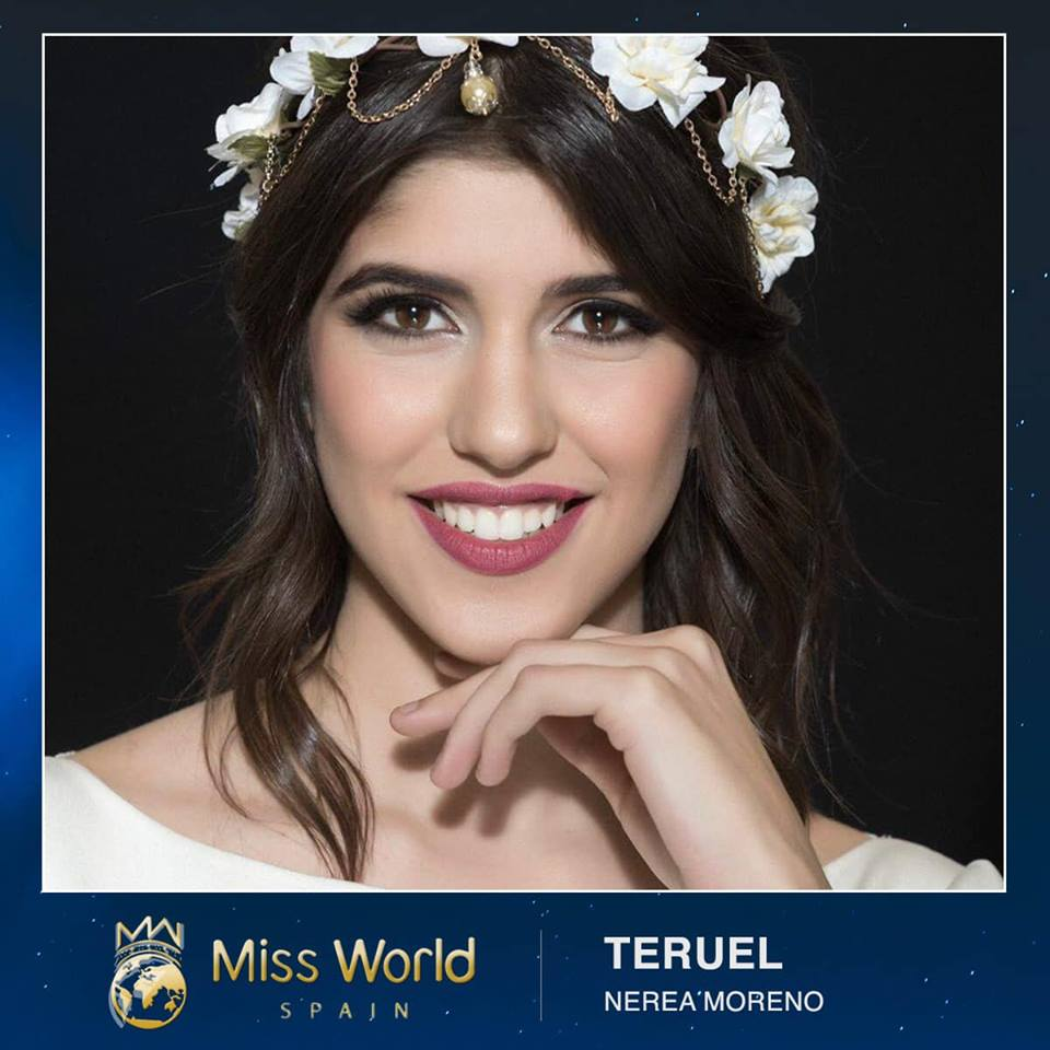 Road to MISS WORLD SPAIN 2019 - Page 2 49845110