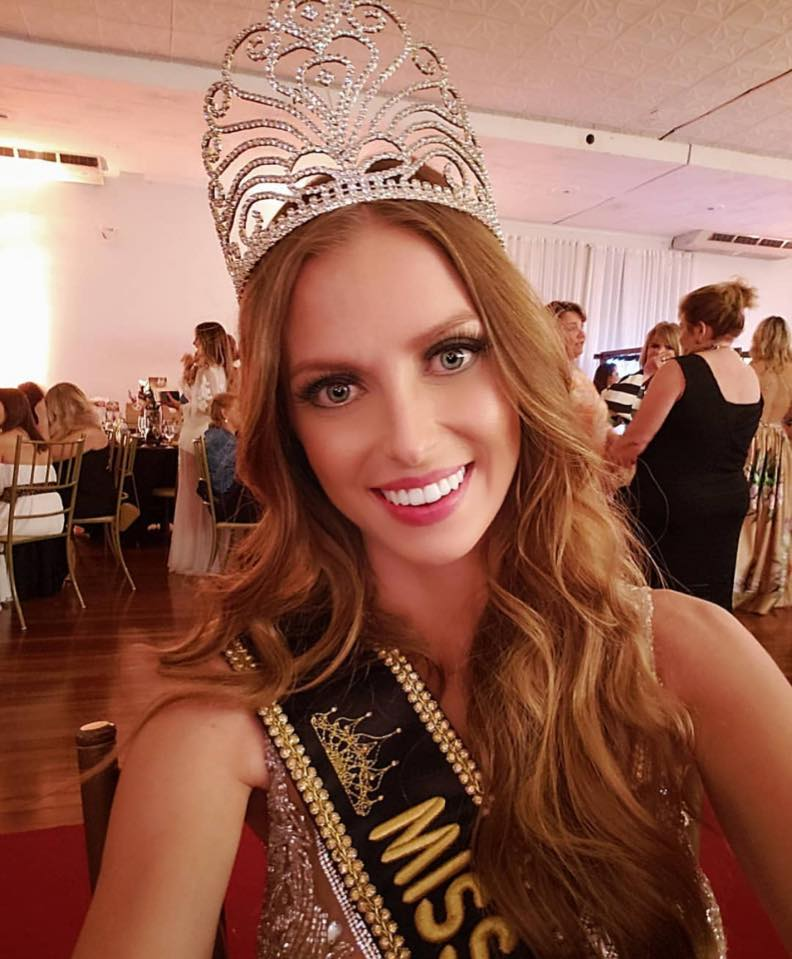 ROAD TO MISS BRAZIL 2019 is MINAS GERAIS 50036210