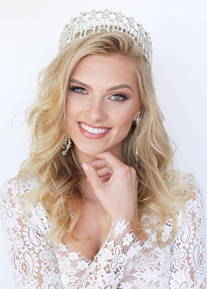 ROAD TO MISS USA 2019 - May 2  - Page 2 50058510