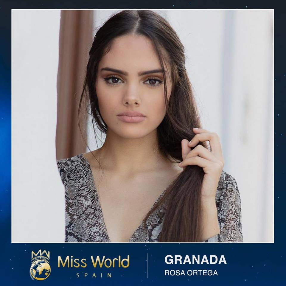 Road to MISS WORLD SPAIN 2019 50234311