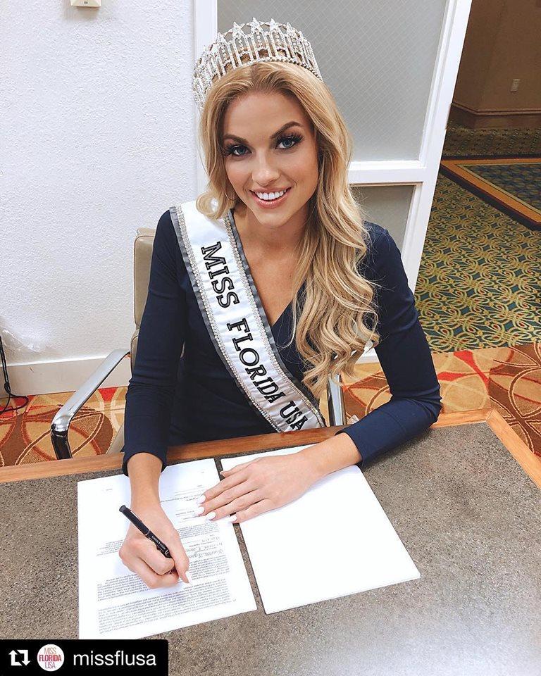 Nicolette Jennings (FLORIDA 2019) 50667310