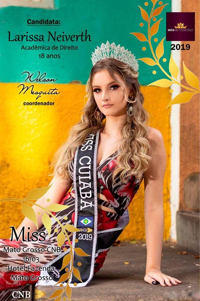 ROAD TO MISS BRASIL MUNDO 2019 is Espírito Santo 50866810