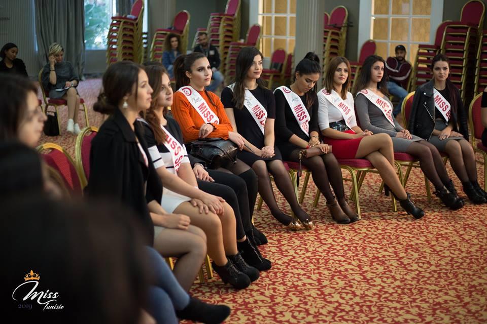 Miss Tunisia 2019 is Sabrine Khalifa Mansour  50872910