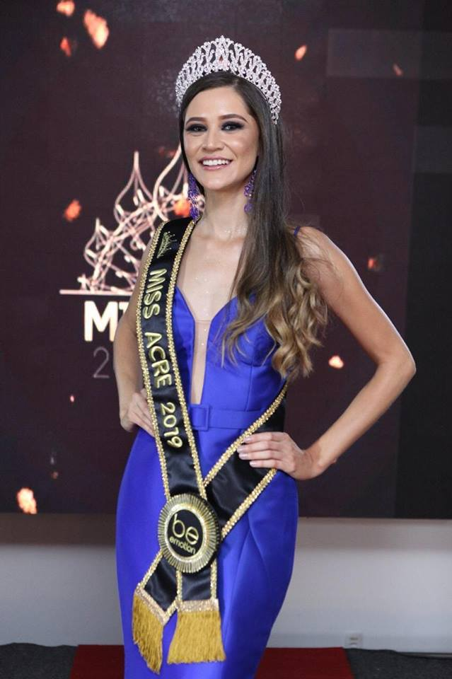 ROAD TO MISS BRAZIL 2019 is MINAS GERAIS 50879310