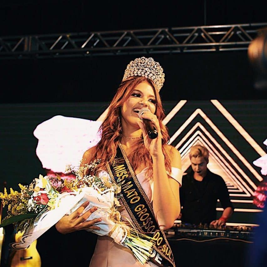 ROAD TO MISS BRAZIL 2019 is MINAS GERAIS 50900010