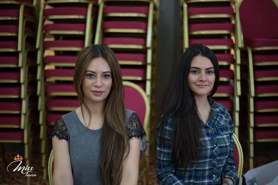 Miss Tunisia 2019 is Sabrine Khalifa Mansour  50917010