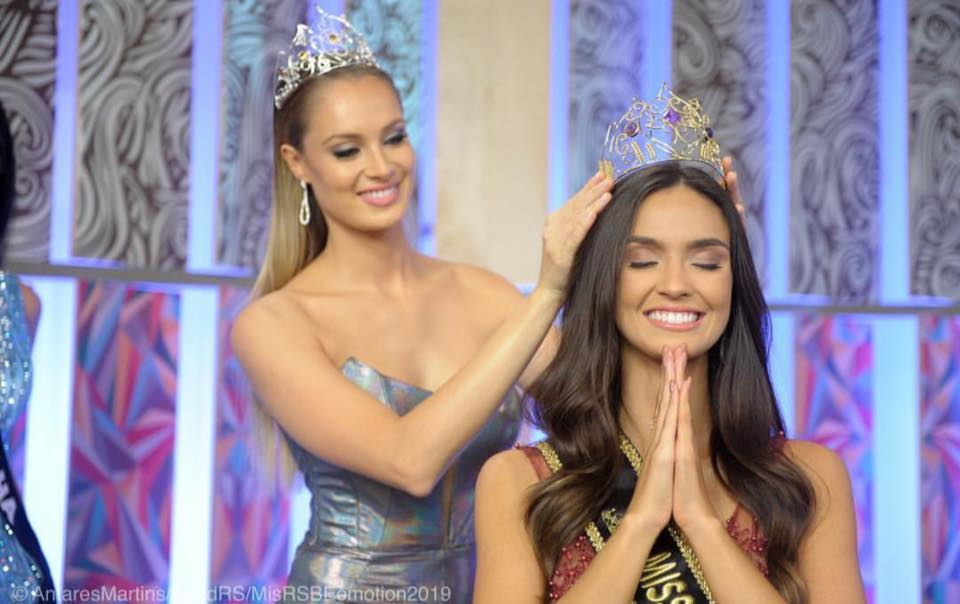 ROAD TO MISS BRAZIL 2019 is MINAS GERAIS 50933610