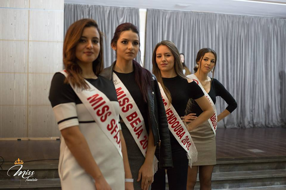 Miss Tunisia 2019 is Sabrine Khalifa Mansour  50938110