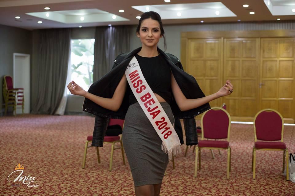 Miss Tunisia 2019 is Sabrine Khalifa Mansour  50962612