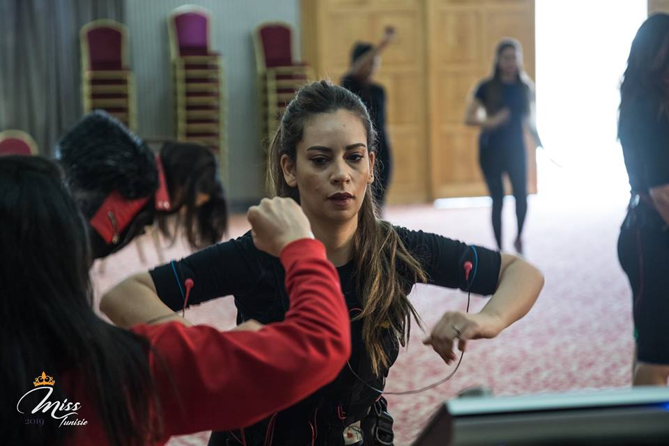 Miss Tunisia 2019 is Sabrine Khalifa Mansour  50986811