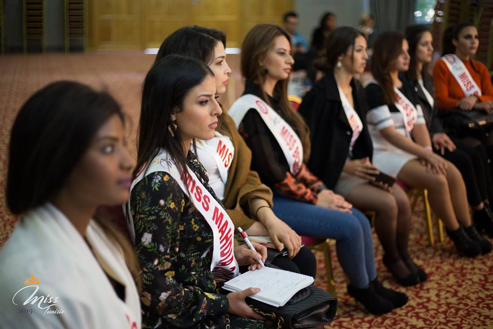 Miss Tunisia 2019 is Sabrine Khalifa Mansour  51086910