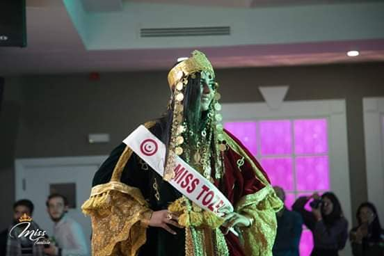 Miss Tunisia 2019 is Sabrine Khalifa Mansour  51095710