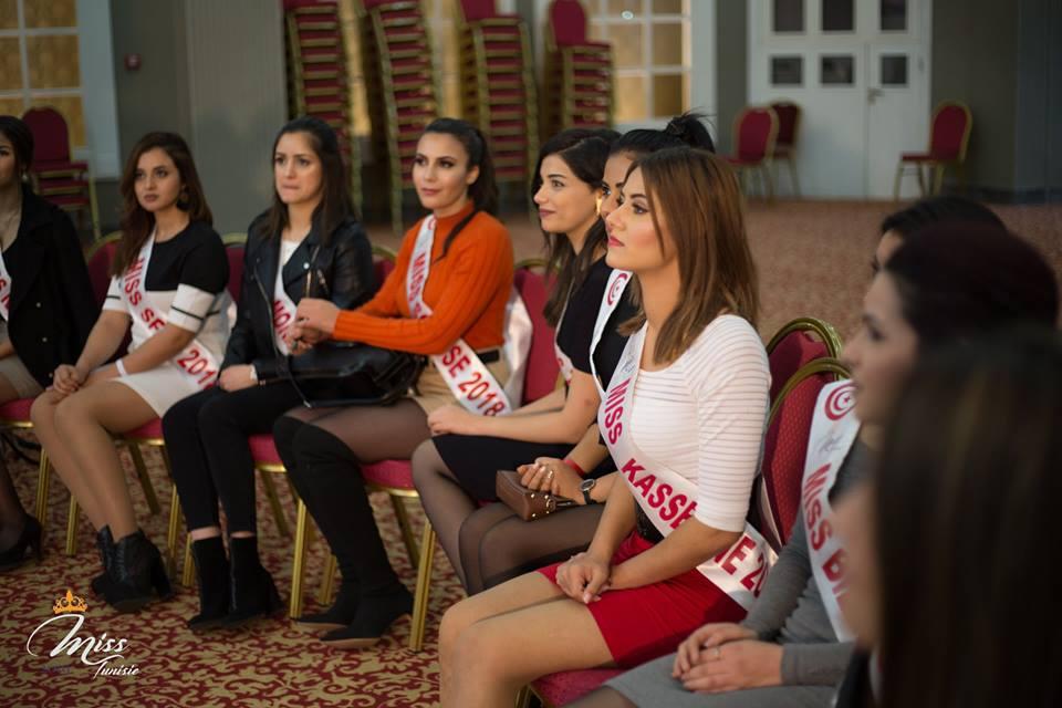 Miss Tunisia 2019 is Sabrine Khalifa Mansour  51112810