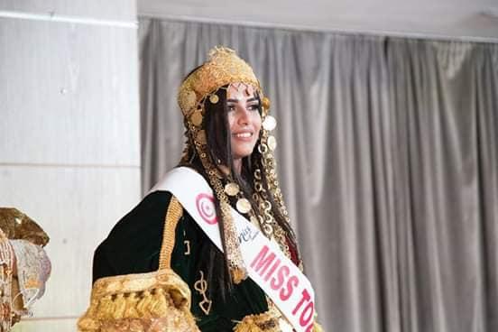 Miss Tunisia 2019 is Sabrine Khalifa Mansour  51124110