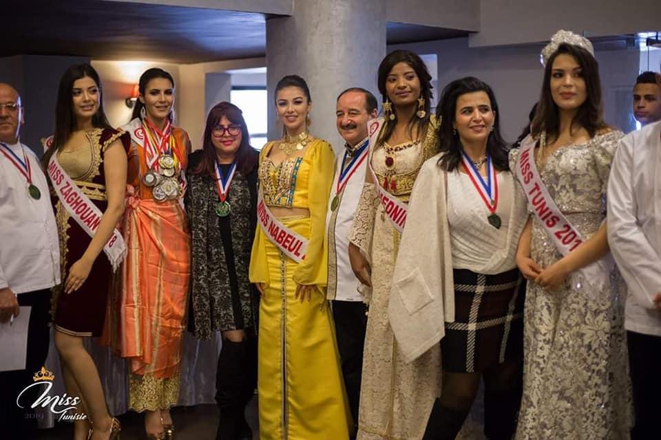 Miss Tunisia 2019 is Sabrine Khalifa Mansour  51128910