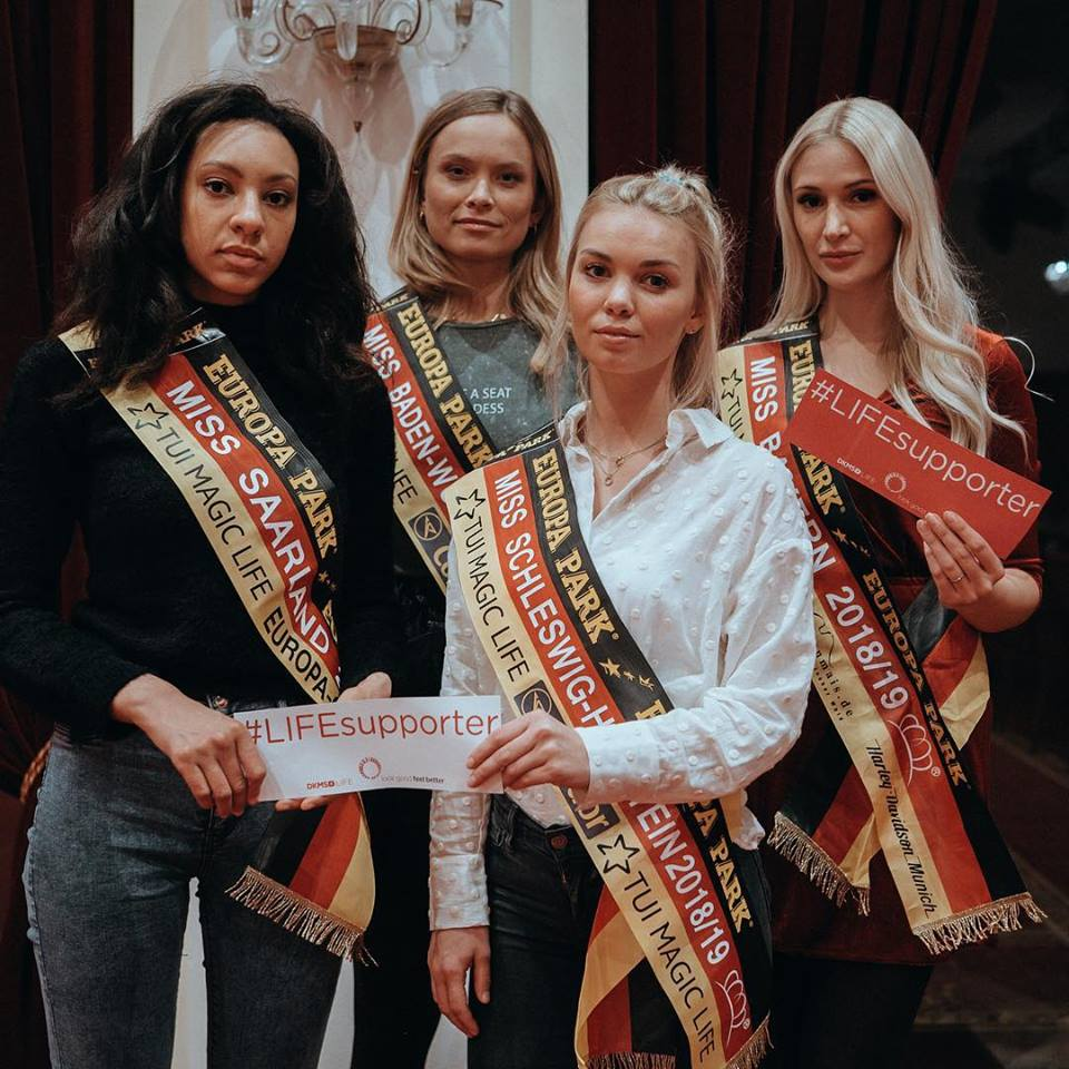 MISS GERMANY 2019 is Nadine Berneis 51132410