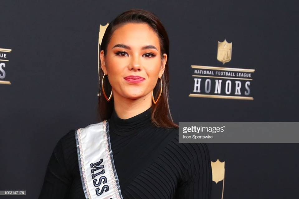 ♔ The Official Thread of MISS UNIVERSE® 2018 Catriona Gray of Philippines ♔ - Page 7 51140310